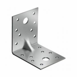 Угол крепежный 100х100 мм усиленный
